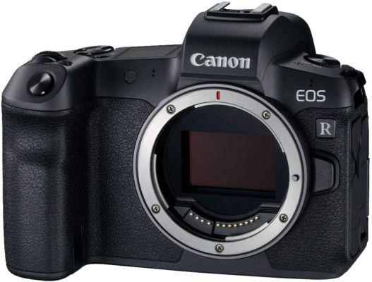 Canon EOS R fotocamera mirroless