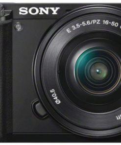 Sony Alpha 6000L Kit Fotocamera Digitale Mirrorless