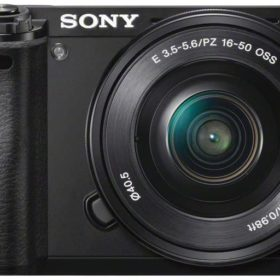 Sony Alpha 6000L Kit Fotocamera Digitale Mirrorless